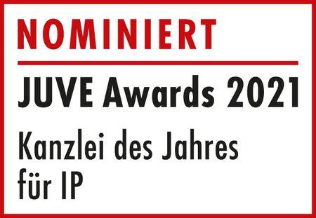 Nominiert: JUVE Awards 2021